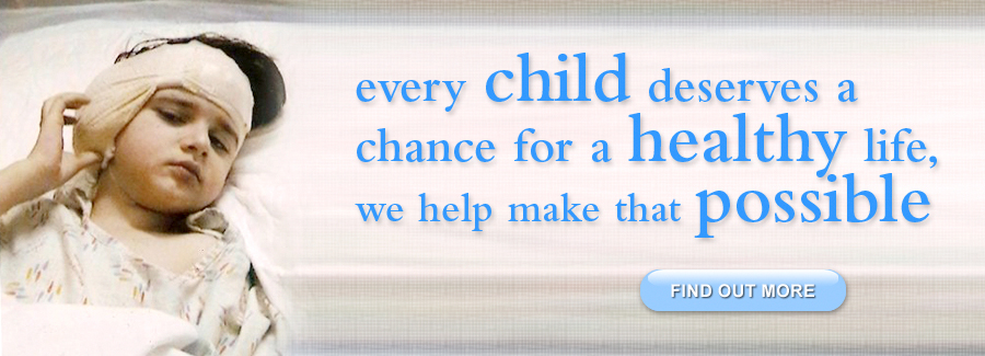 Every Child Deserves A Healthy Life